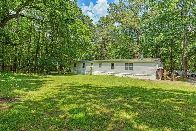 864 W Asbury Church Road, Sanford, NC 27330 (MLS #636023) :: Weichert Realtors, On-Site Associates