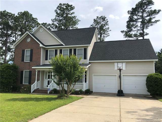 6215 Dunbane Court, Fayetteville, NC 28311 (MLS #636038) :: Moving Forward Real Estate