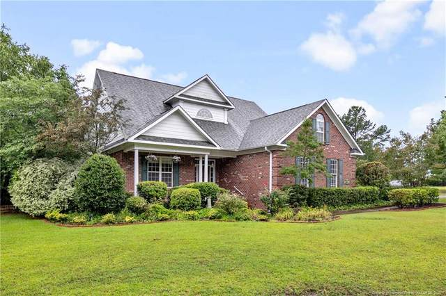 6915 Pitcairn Drive, Fayetteville, NC 28306 (MLS #636059) :: The Signature Group Realty Team