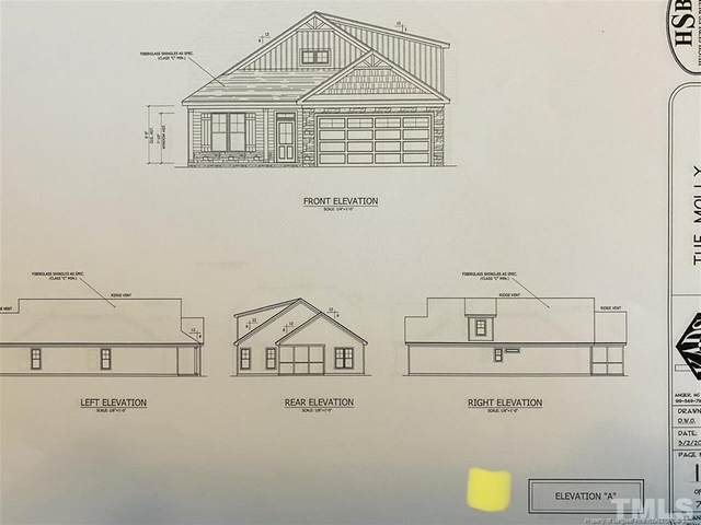 638 S Wilma Street, Angier, NC 27501 (MLS #636108) :: Weichert Realtors, On-Site Associates