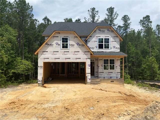 128 School Side Drive, Spring Lake, NC 28390 (MLS #636113) :: Weichert Realtors, On-Site Associates