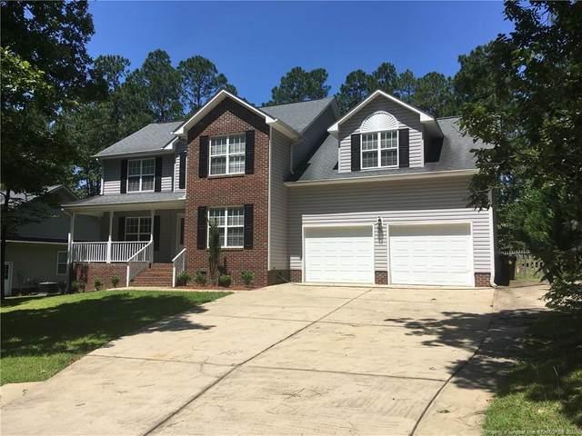 2996 Carolina Way, Sanford, NC 27332 (MLS #636222) :: Weichert Realtors, On-Site Associates