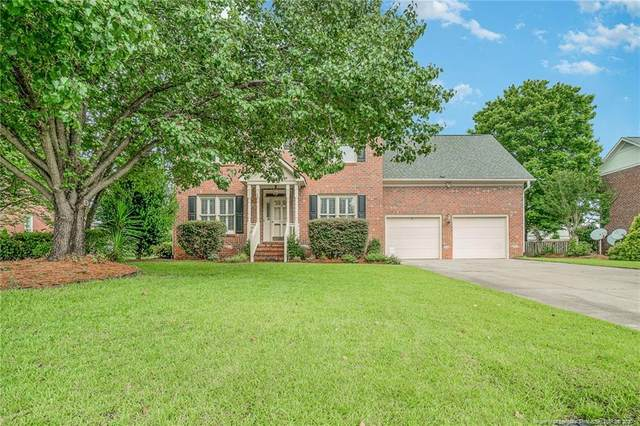 3520 Birkdale Court, Fayetteville, NC 28303 (MLS #636266) :: Moving Forward Real Estate
