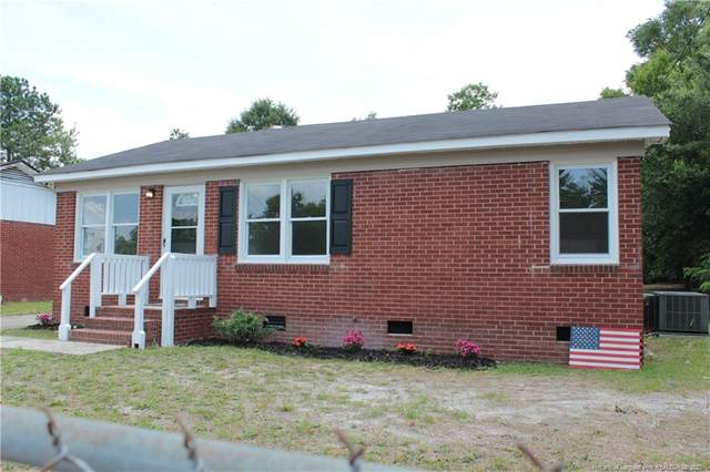 504 Spring Avenue, Spring Lake, NC 28390 (MLS #636277) :: Weichert Realtors, On-Site Associates
