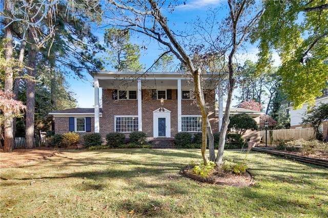 2424 Colgate Drive, Fayetteville, NC 28304 (MLS #636330) :: The Signature Group Realty Team