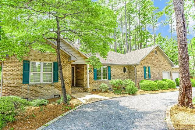 3 Eagle Road, Whispering Pines, NC 28327 (MLS #636339) :: Weichert Realtors, On-Site Associates