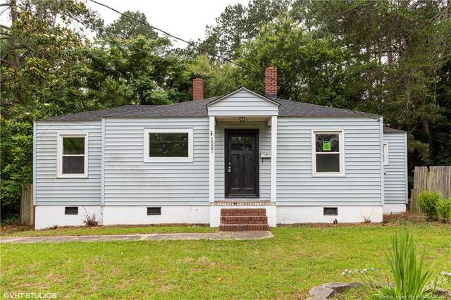 1007 W Saunders Avenue, Aberdeen, NC 28315 (MLS #636345) :: The Signature Group Realty Team