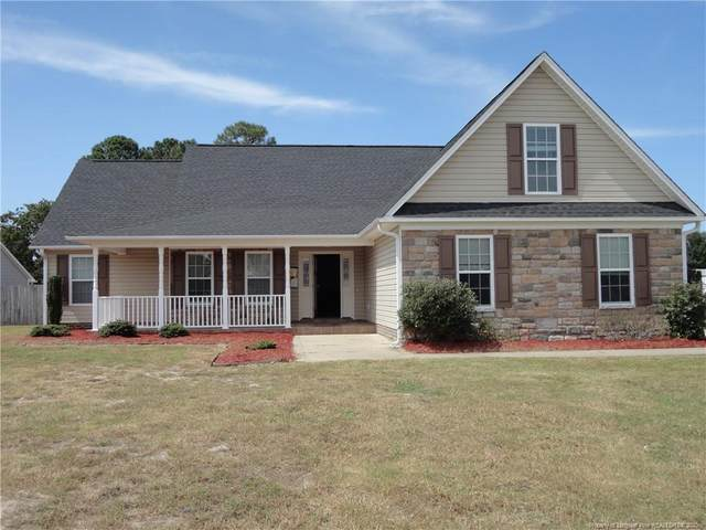 3316 Auburn Drive, Fayetteville, NC 28306 (MLS #636358) :: The Signature Group Realty Team
