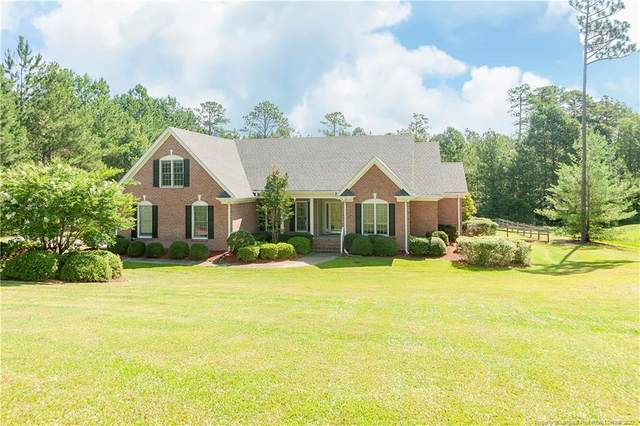 7644 Wilkins Drive, Fayetteville, NC 28311 (MLS #636407) :: The Signature Group Realty Team
