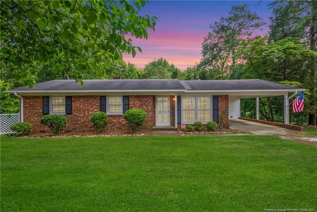 6410 Huntleigh Court, Fayetteville, NC 28303 (MLS #636417) :: The Signature Group Realty Team