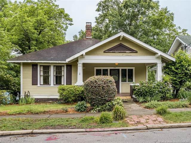 319 N Steele Street, Sanford, NC 27330 (MLS #636474) :: Weichert Realtors, On-Site Associates