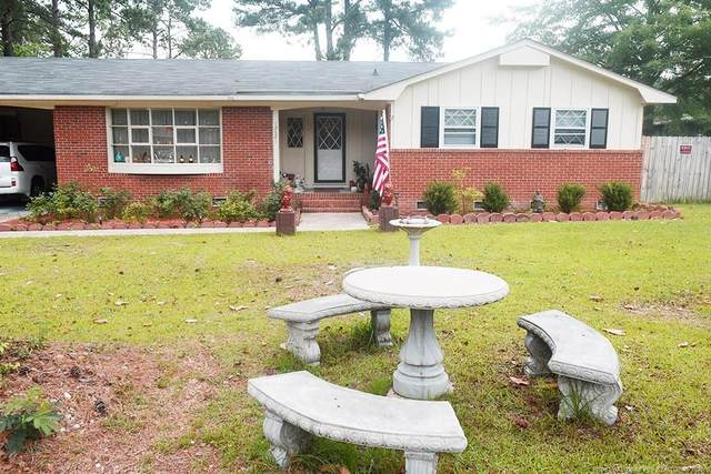 12521 Ormsby Drive, Laurinburg, NC 28352 (MLS #636493) :: The Signature Group Realty Team