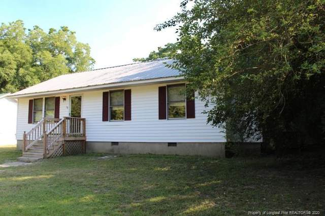 206 D Carlton Street, Carthage, NC 28327 (MLS #636536) :: Weichert Realtors, On-Site Associates