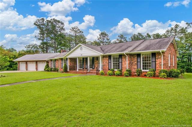 205 Rockcrest Road, Fayetteville, NC 28311 (MLS #636631) :: Freedom & Family Realty