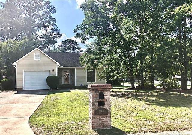 2100 Baywater Drive, Fayetteville, NC 28304 (MLS #636667) :: Weichert Realtors, On-Site Associates