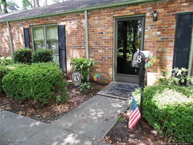 100 W 24th Street #8, Lumberton, NC 28358 (MLS #636720) :: Weichert Realtors, On-Site Associates