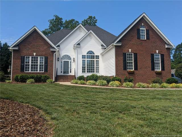 207 Wickfield Drive, Sanford, NC 27330 (MLS #636736) :: Weichert Realtors, On-Site Associates