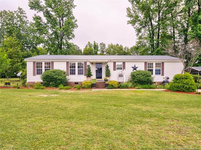 88 Hoss Ridge Lane, Dunn, NC 28334 (MLS #636785) :: The Signature Group Realty Team