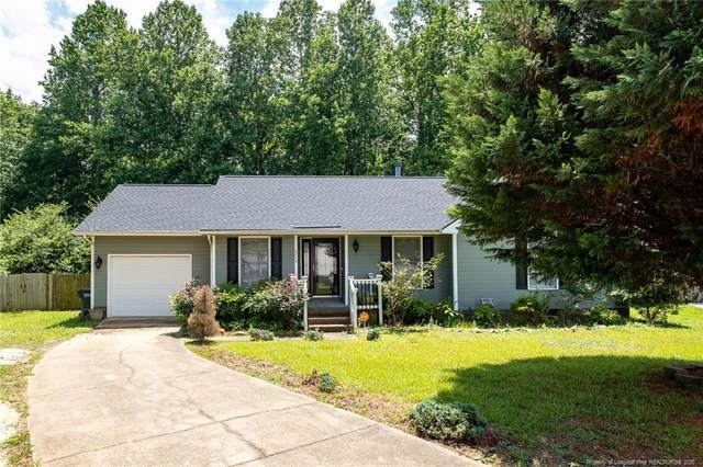 6714 Lune Circle, Fayetteville, NC 28314 (MLS #636807) :: The Signature Group Realty Team