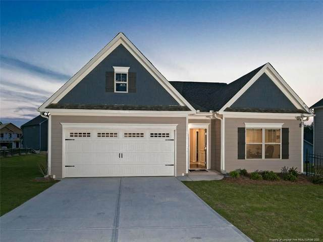 23 Nonabell Lane, Four Oaks, NC 27524 (MLS #636812) :: Towering Pines Real Estate