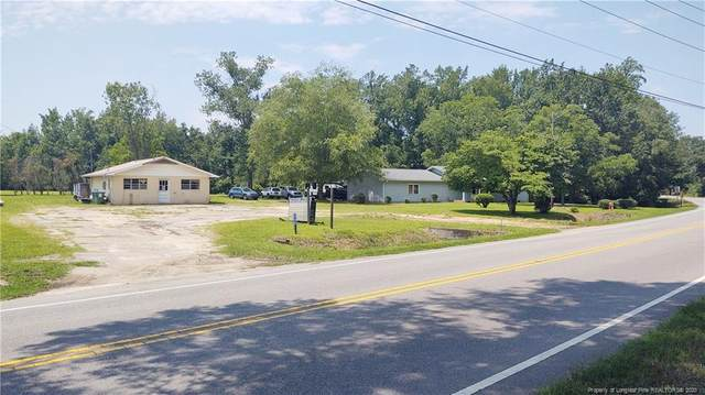 243 & 267 W David Parnell Street, Parkton, NC 28371 (MLS #636864) :: Moving Forward Real Estate