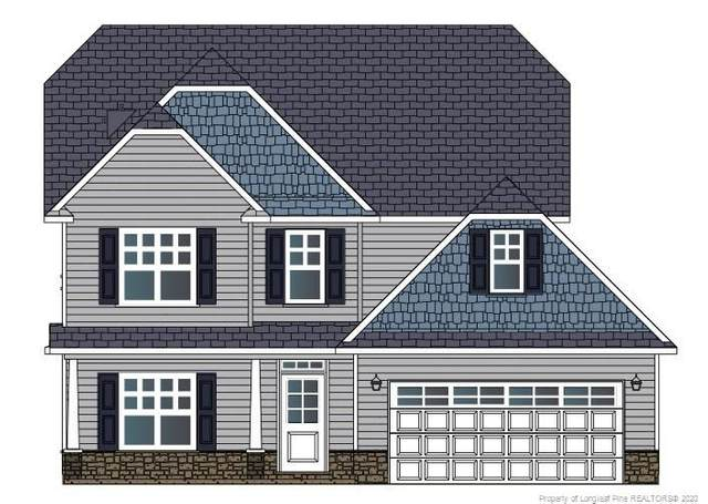 2221 Oldenburg (Lot 199) Lane, Hope Mills, NC 28348 (MLS #636890) :: Weichert Realtors, On-Site Associates