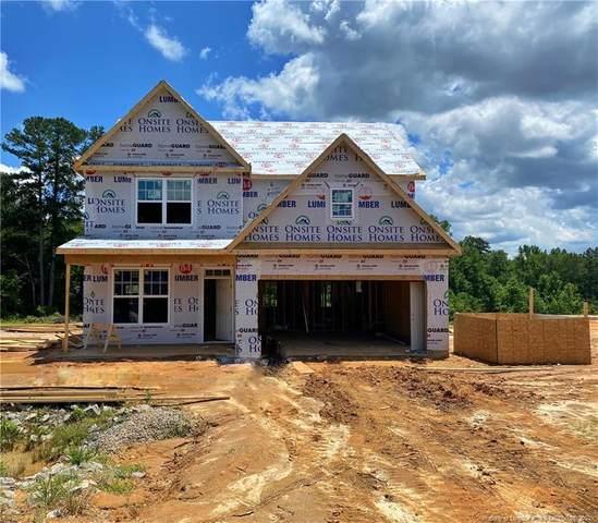 205 Forester Drive, Vass, NC 28394 (MLS #636903) :: Weichert Realtors, On-Site Associates