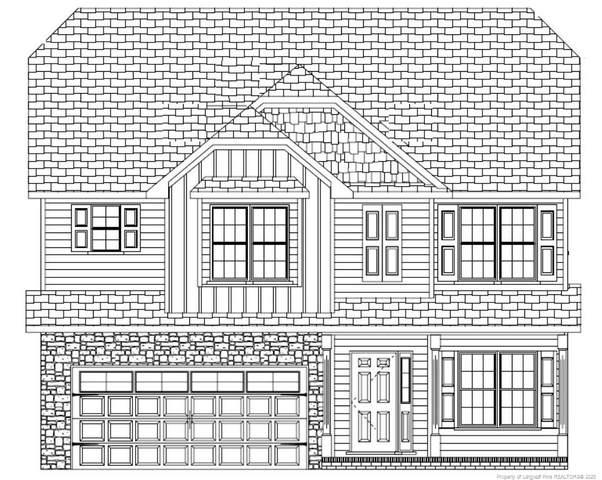 3854 Standardbred (Lot 201) Drive, Hope Mills, NC 28348 (MLS #636915) :: Weichert Realtors, On-Site Associates