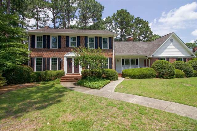 6824 Uppingham Road, Fayetteville, NC 28306 (MLS #636942) :: The Signature Group Realty Team
