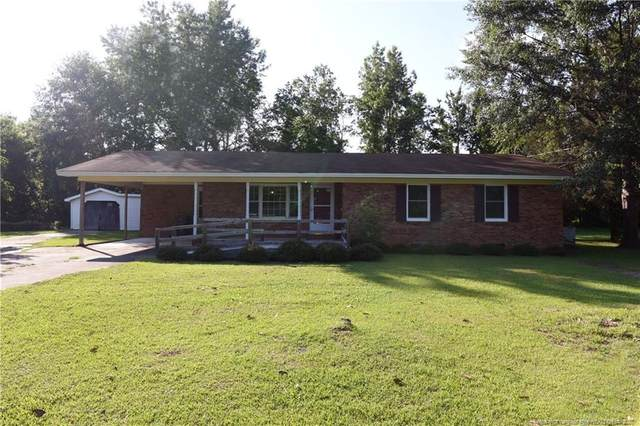 2066 Mt. Olive Church Road, Lumberton, NC 28360 (MLS #636949) :: Weichert Realtors, On-Site Associates