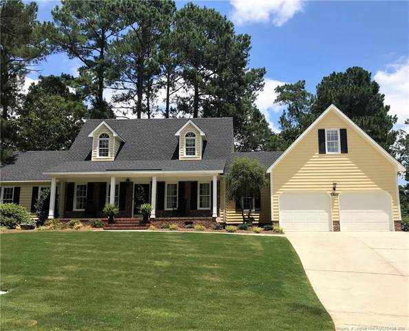 6053 Iverleigh Circle, Fayetteville, NC 28311 (MLS #636954) :: Weichert Realtors, On-Site Associates