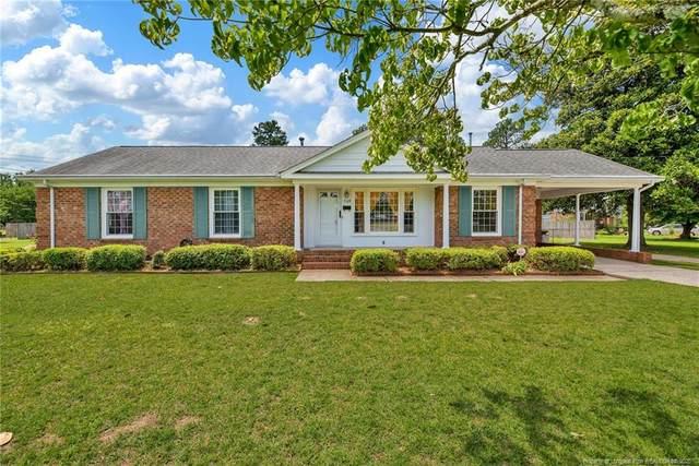 5109 Chesapeake Road, Fayetteville, NC 28311 (MLS #636955) :: Weichert Realtors, On-Site Associates