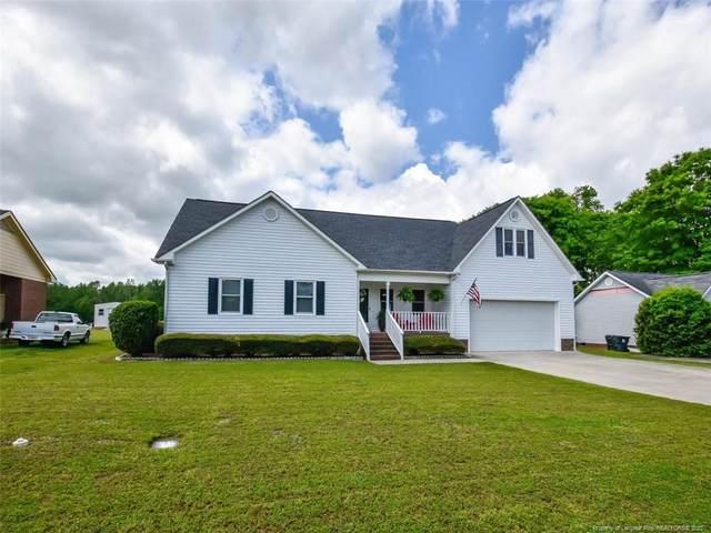 104 Woodall Drive, Erwin, NC 28339 (MLS #636991) :: Weichert Realtors, On-Site Associates