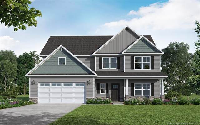 352 Croft Drive, Fayetteville, NC 28312 (MLS #637015) :: The Signature Group Realty Team
