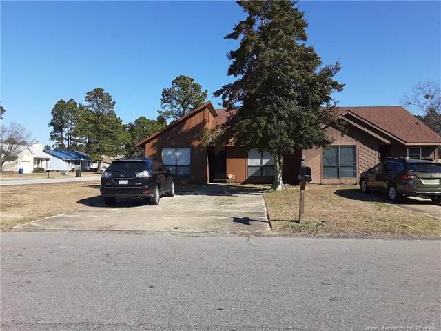 1024 Bradley Street #1, Fayetteville, NC 28311 (MLS #637049) :: Weichert Realtors, On-Site Associates