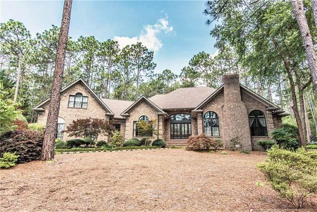 90 Magnolia Avenue, Pinehurst, NC 28374 (MLS #637057) :: The Signature Group Realty Team