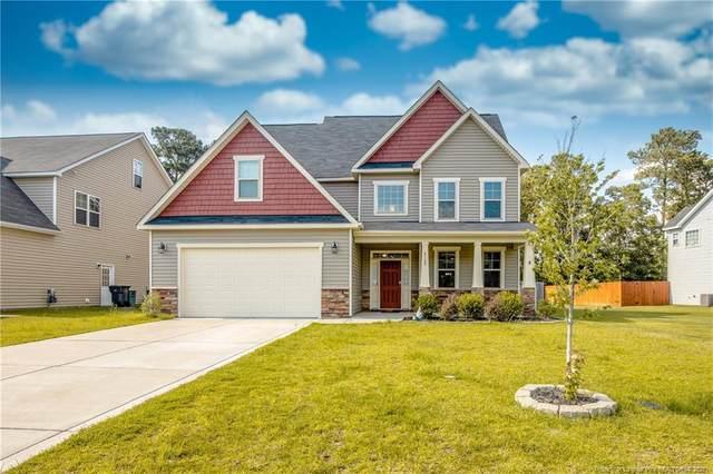 2125 Harrington Road, Fayetteville, NC 28306 (MLS #637070) :: Weichert Realtors, On-Site Associates