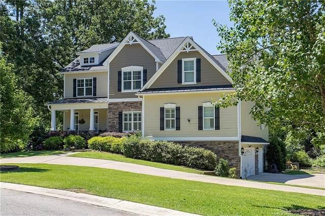 426 Southampton Court, Fayetteville, NC 28305 (MLS #637071) :: Weichert Realtors, On-Site Associates