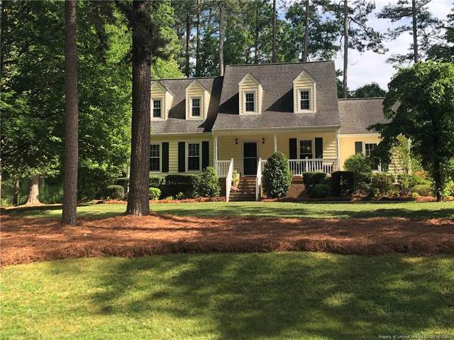 2409 Overbrook Lane N, Sanford, NC 27330 (MLS #637081) :: Weichert Realtors, On-Site Associates