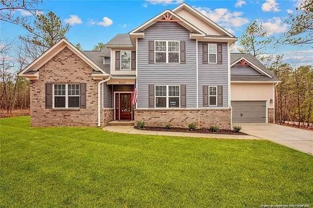 150 Summerlin Drive, Sanford, NC 27332 (MLS #637107) :: Weichert Realtors, On-Site Associates