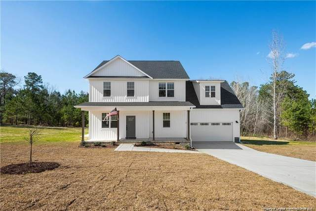 18 Oak Forest Drive, Sanford, NC 27332 (MLS #637112) :: The Signature Group Realty Team