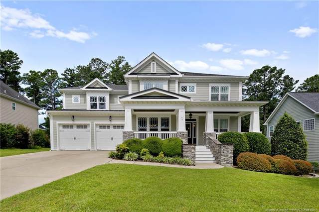 35 Springside Drive, Spring Lake, NC 28390 (MLS #637149) :: Weichert Realtors, On-Site Associates