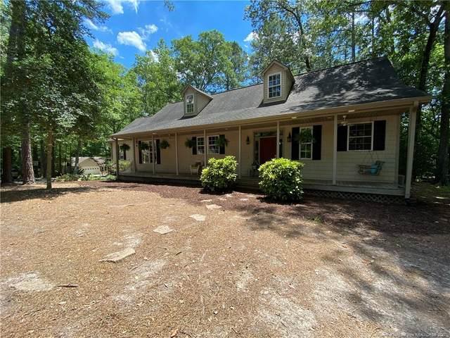 3060 Bourbon Street, Sanford, NC 27332 (MLS #637162) :: Weichert Realtors, On-Site Associates