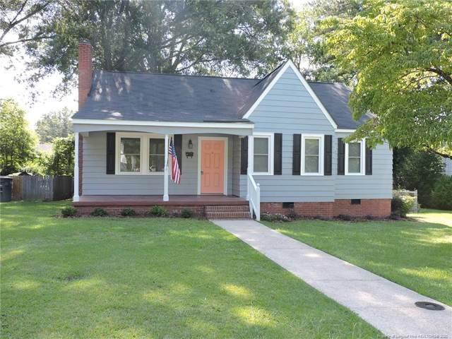 511 Glenville Avenue, Fayetteville, NC 28303 (MLS #637164) :: Weichert Realtors, On-Site Associates