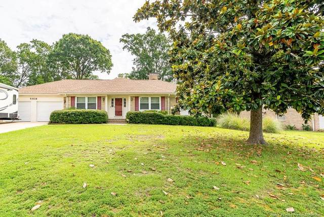 5816 Weatherford Drive, Fayetteville, NC 28303 (MLS #637169) :: The Signature Group Realty Team