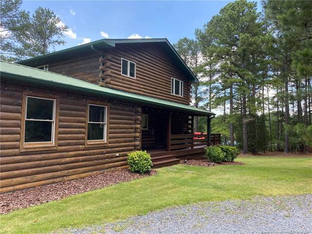 105 Lakewood Drive, Aberdeen, NC 28315 (MLS #637179) :: The Signature Group Realty Team
