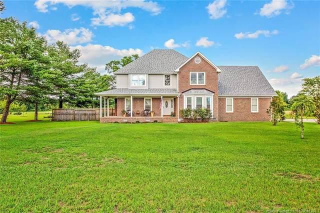 7435 Sim Canady Road, Parkton, NC 28371 (MLS #637204) :: Weichert Realtors, On-Site Associates