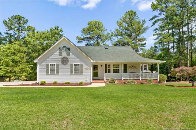 125 Forest Pond, Cameron, NC 28326 (MLS #637205) :: Weichert Realtors, On-Site Associates