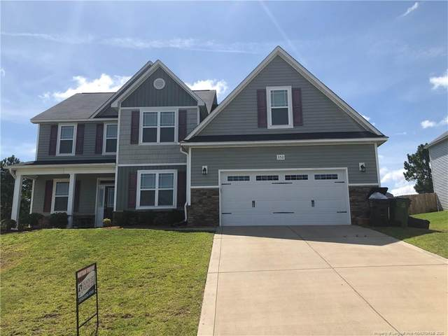 352 Wood Point Drive, Lillington, NC 27546 (MLS #637209) :: Weichert Realtors, On-Site Associates