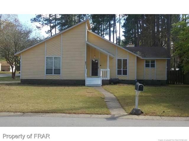 4471 Briton Circle, Fayetteville, NC 28314 (MLS #637214) :: Weichert Realtors, On-Site Associates